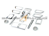 05-08 Tucson Chrome Interior Kit