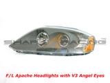 03-06 Tiburon F/L Headlights