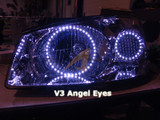 05-07 Spectra Angel Eye Headlights