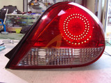 03-06 Tiburon V2 LED Tail Lights