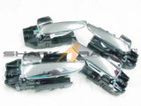 99-05 Sonata Chrome Door Catch Set