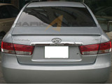 06-08 Sonata Chrome Trunk Trim
