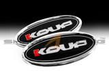 2010-2013 Forte Koup Emblem Set