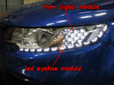 2010-2013 Forte LED Eyeline Headlights