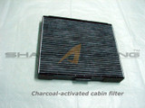 2010-2013 Forte Cabin Filter (Set of 3)