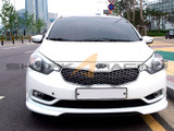 2014-2016 Forte-K3 Front Lip Spoiler