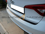 2012-2018 Veloster CF-style Bumper Protector