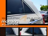 2011-2014 Picanto C-Pillar Quarter Glass Plates