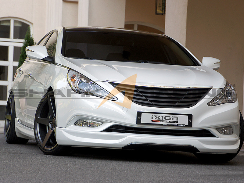 2011 2013 Sonata Ixion Body Kit Shark Racing