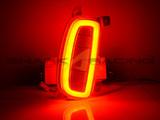 2014-2015 Sorento LED Bumper Reflectors - Type SL