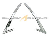 2006-2010 Sonata Chrome C-Pillar Molding Set