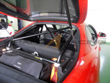 2000-2001 Tiburon 4-point Roll Cage