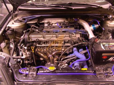 2003 2008 Tiburon Bolt On Turbo Kit