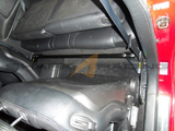 2003-2008 Tiburon HD Center Strut Bar
