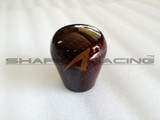 Shark Racing Carbon Fiber Style Aluminum Gear Knob