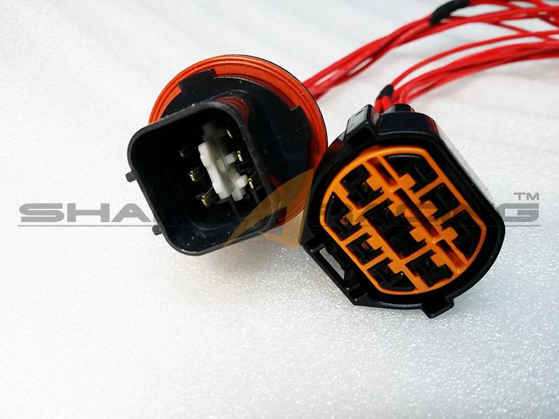 20102015 Tucson Headlight Wiring Harness Adapter Set Shark Racingrhsharkracing: 2007 Kia Optima Headlight Wiring Harness At Gmaili.net