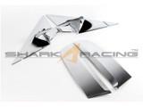 2011-2015 Sportage Chrome AC-Pillar Molding Kit