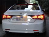 2011-2014 Sonata A7-Style  LED Roof Spoiler