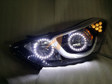 2011-2016 Elantra Angel Eye Headlights