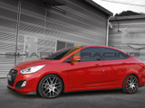 2011-2016 Accent Side Skirts