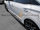 2012-2016 Azera Side Skirts