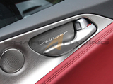 Aluminum Door Catch Plate Kit - Hyundai