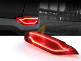2016+ Tucson LED Bumper Reflectors - Type J