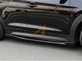 2016+ Tucson Side Skirts - Type Z