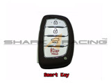 2017+ Elantra Replacement Factory Key Fob