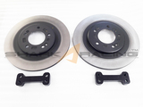 Rear Brake 12-inch Rotor Expansion Kit