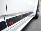 2011-2015 Optima K5 Black Lower Door Molding Set