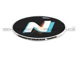 N Logo Emblem