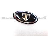 03-08 Tiburon Tuscani Steering Wheel Emblem