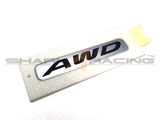 Factory AWD Emblem
