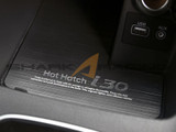 2018+ i30-Elantra GT Brushed Aluminum Console Plate Kit