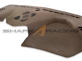 Leather Dashboard Cover - Various Applications - RHD