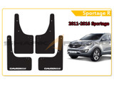 2011-2016 Sportage Splash Guard Set