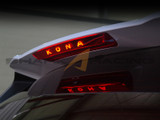 2018+ Kona Brake Light Logo Panel