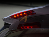 2018+ Kona Brake Light Logo Panel