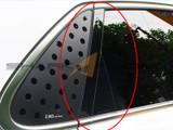 2018+ i30-Elantra GT Glossy C-Pillar Plate Kit