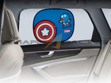 Official Marvel Car Sunshades
