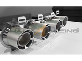 2018+ Stinger Billet Aluminum Exhaust Tip Set