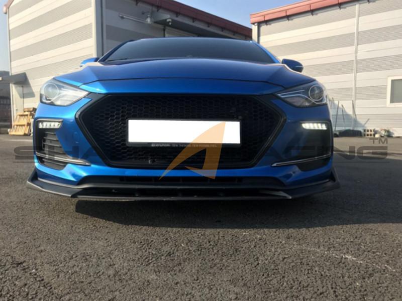 Front Bumper Lower Spoiler Chin Lip 86590A5000 ELANTRA GT HATCHBACK 2013-2017
