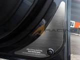 2020+ Sonata Brushed Aluminum Door Inside Molding