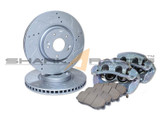 ONF Factory-Style 2-Piston Big Brake Kit