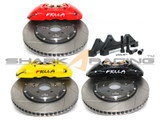Fella 4-Piston Big Brake Kit - Various Applications