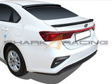 2019+ Forte Painted Trunk Spoiler - Type G