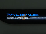 2020+ Palisade LED Quarter Glass Plate Kit