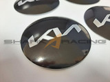New Kia Design Aluminum Wheel Cap Overlays