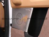 2021+ Sorento Aluminum Speaker Grill Overlays